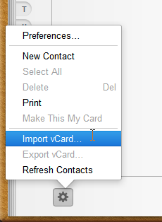 iphone copy contacts